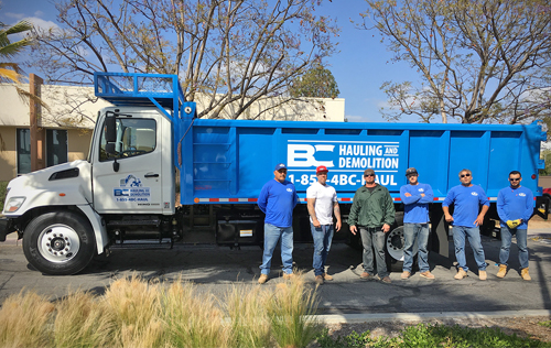 Junk Removal in Orange County