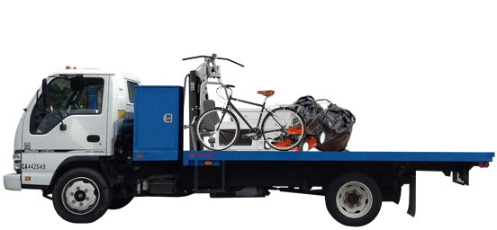 1/6 truckload - Junk Removal Laguna Niguel